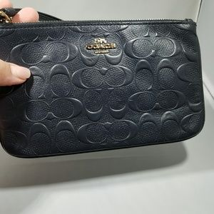 Handbags - Authentic coach wallet purse